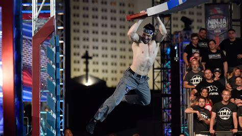 drew drechsel ninja warrior american finals stage nbc vegas