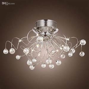 Led Kristall Leuchte : moderne kristall led kronleuchter leuchte decke beleuchtung kristall kronleuchter lampen pendent ~ Markanthonyermac.com Haus und Dekorationen