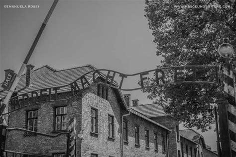scritta ingresso auschwitz viaggio ad auschwitz birkenau nei ci di concentramento