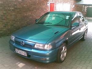 1997 Opel Astra - Overview