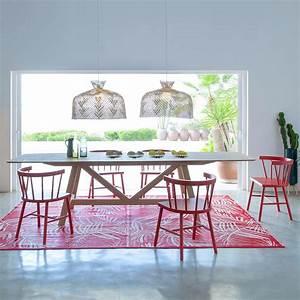 La Redoute Maison Ampm : rouge dans la d coration marie claire ~ Melissatoandfro.com Idées de Décoration