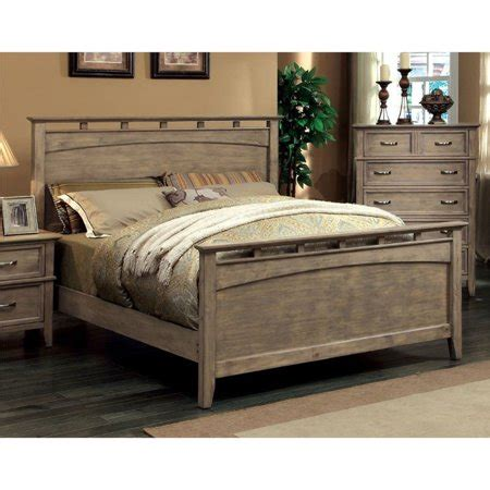 furniture  america ackerson california king panel bed