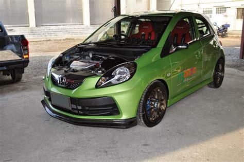 Modifikasi Honda Brio by Kumpulan Foto Modifikasi Mobil Honda Brio Terbaru Modif