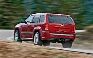 2007 Jeep Grand Cherokee Srt8 - Road Test  U0026 Suv Review
