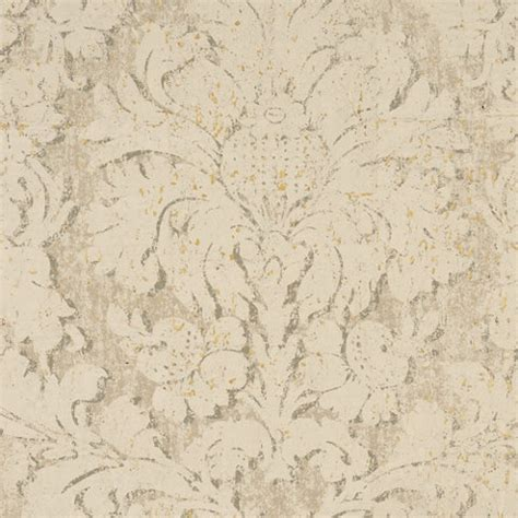 Artemesia Damask  Linen  Wallcovering Products