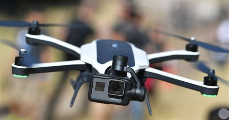 gopro karma drone release date price  specs   action camera brands  aerial