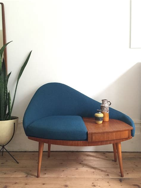 1960s mid century telephone chair seat telephone 1960s