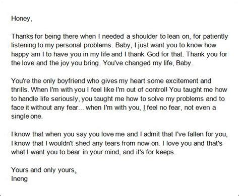 love letter  write  boyfriend thoughts love letter