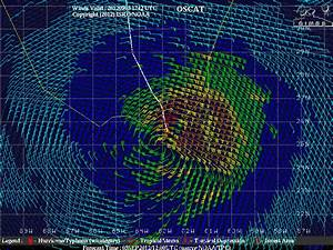 Bill's Weather Blog: Leslie future track is further east