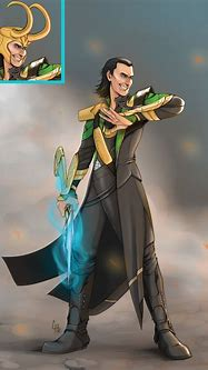 Loki — Weasyl
