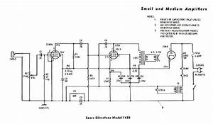 Silvertone 1482 Service Manual Download  Schematics  Eeprom  Repair Info For Electronics Experts