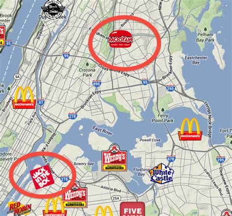 This Burger Map Of The U.S. Is Both Fascinating And Flawed ...