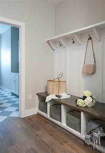 Vestiaire D Entrée : comment sauver d 39 espace avec les meubles gain de place ~ Teatrodelosmanantiales.com Idées de Décoration