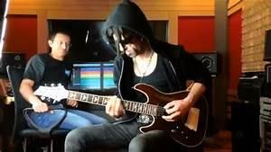Tó Pica - In the Studio Recording the solo Album (teaser ...