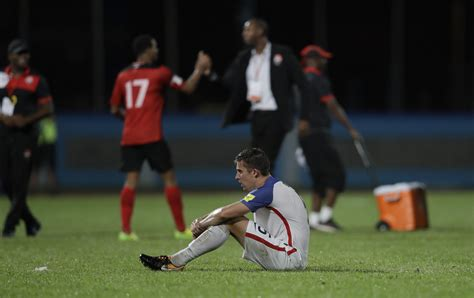Men Soccer Team Fails Qualify For World Cup