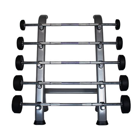 barbell vertical storage rack single sided tribe active