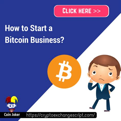 Start a bitcoin mining business by following these 9 steps: How To Start a Bitcoin Exchange Business ? To get a free demo for our exchange script! contact ...