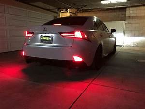 Light Bulb Adapter With Switch 14 Up Lexus Is250 Is350 Is200t Led Bumper Reflector Light