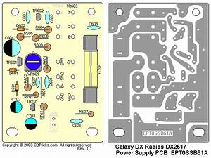 Galaxy Radios Dx2517 Service Manual