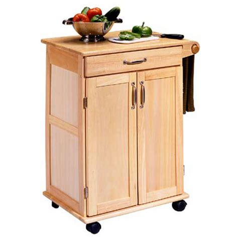 home styles finish kitchen utility cart hs 5040