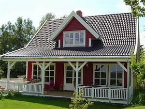 Kleines Holzhaus Bauen : schwedenhaus niedrigstenergiehaus skandinavisches bauen ~ Sanjose-hotels-ca.com Haus und Dekorationen