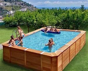 Nadzemní bazén svépomocí