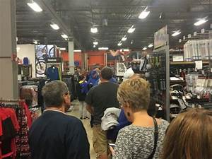 Geneva Dick's Sporting Goods Hopping as Fans Line Up to ...
