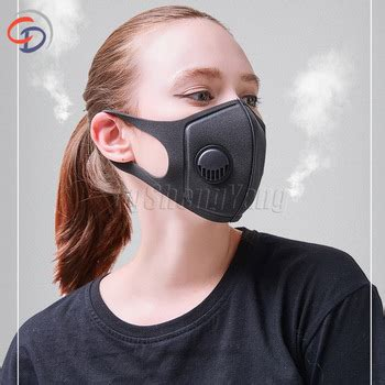 hot  sale  pm high breathable face mouth mask
