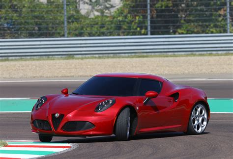 2014 Alfa Romeo 4c Photos, Specs And Review