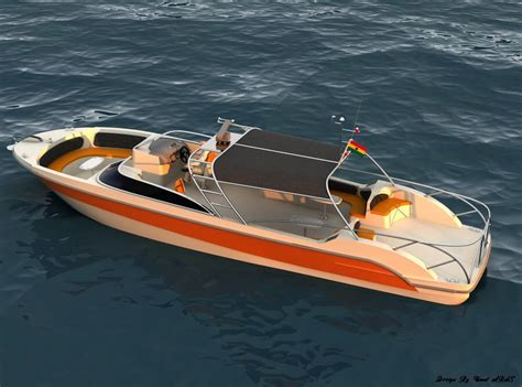Adrenaline Boats by Sport Boats Tiger 44 Adrenaline Boat Design Family