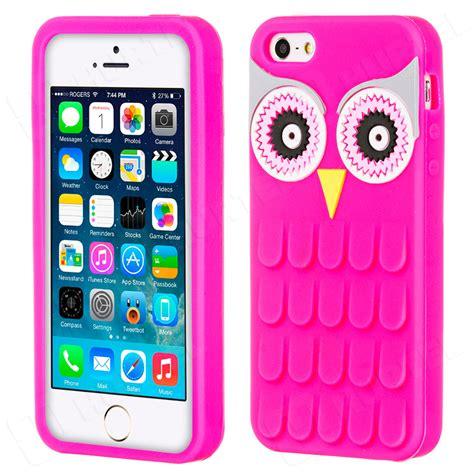3d iphone cases gel 3d for iphone se 5s 5 pink hurtel pl