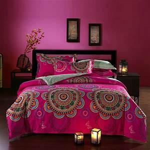 Inspiring, Vintage, Bohemian, Comforter, Application