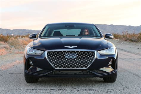 2019 Genesis G70 2.0T Manual: Fun with a Couple Flaws ...