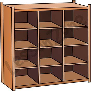 classroom cubby clipart lesson zone au classroom items
