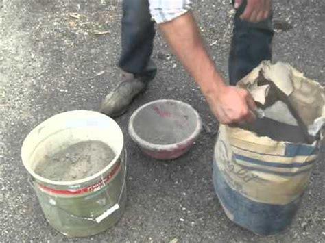 faire du ciment pr 233 paration