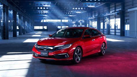 Honda Civic Sedan 2019 4K Wallpaper | HD Car Wallpapers ...