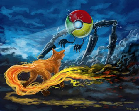 "20 Awesome ""battle Of The Browsers"" Artworks Hongkiat"
