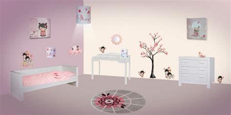 deco japonaise chambre deco japonaise chambre bebe visuel 3