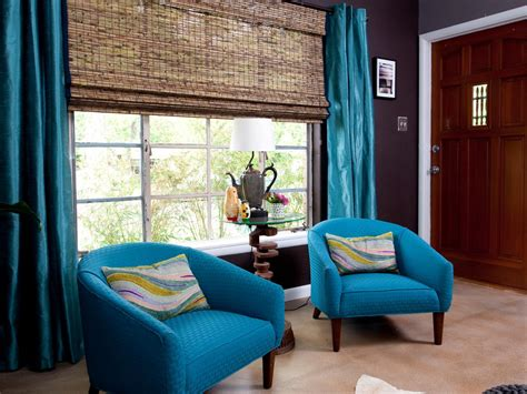 Teal Living Room Chair by Photos Hgtv
