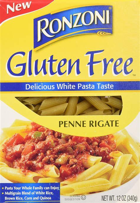 Amazon.com : Ronzoni Gluten Free Rotini Pasta (Case of 8