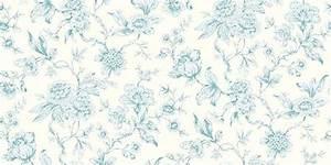 shabby chis design studio jardin teal flowertoile de jouy With toile de jardin triangulaire