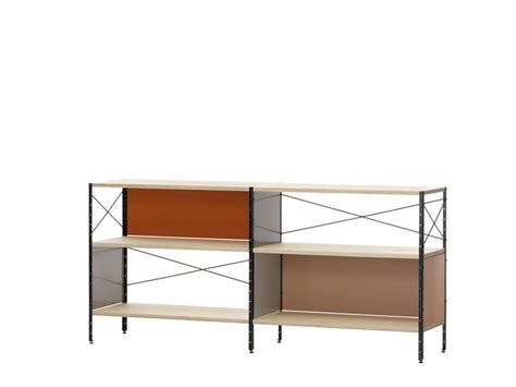 colour palette for charles and ray eames esu shelves