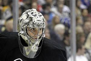Pittsburgh Penguins Goalie Marc-Andre Fleury To Wear ...