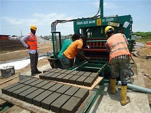 China Interlocking Paving Stone Machine  Concrete Block
