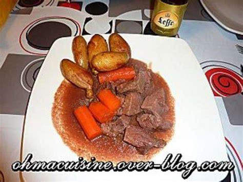 cuisine à la mijoteuse recettes de carbonade et mijoteuse