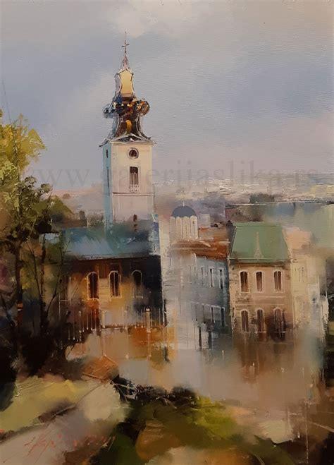 Dejan Slepcevic 60x 40cm - Galerija prodaja slika Beli ...