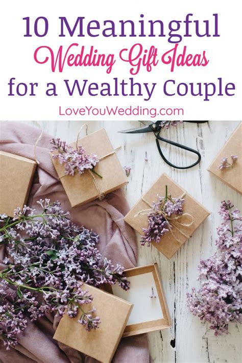 Wedding Gift Ideas For Someone Who Has Everything