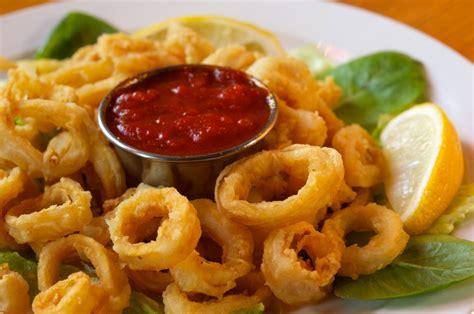 whats calamari calamari rings