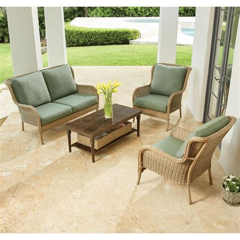 Patio Furniture Conversation Sets Home Depot by 25 Best Ideas About Hton Bay Patio Furniture On