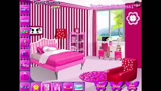 Free Online Room Makeover Games by Barbie Online Games Barbie Games Barbie House Decor Game Barbie Decorate